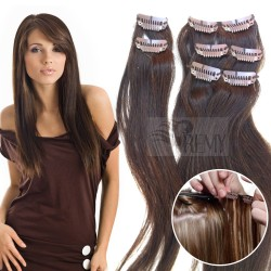 Clip In Extensions Kleines Set (5 Teile)