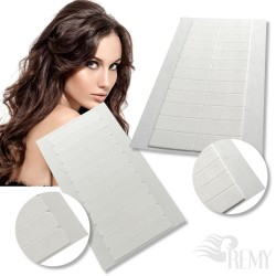 Cuttings Klebestreifen Tapeband für Haarverlängerung (12 St.)
