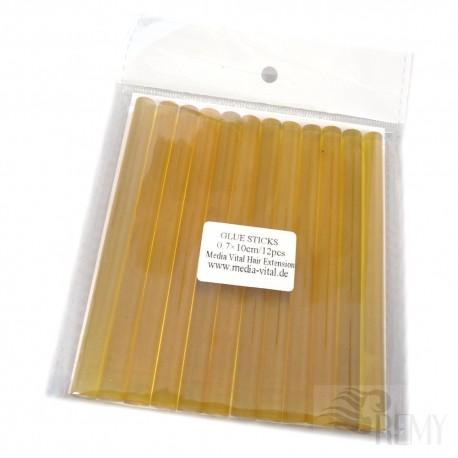 1 Keratin Stick 0.7x10cm Keratinbonding Glue Stick zum Rebonden