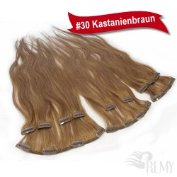 Clip In Extensions Kleines Set (8 Teile)