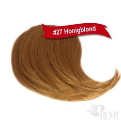 Pony Haarteil Haarverlängerung Seitlicher Pony