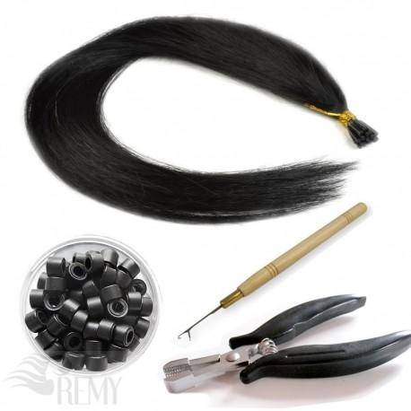 Starter Set Haarverlängerung Microring Extensions