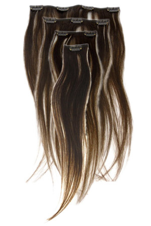 Clip In Extentions - Clip On Extensions und Clip In Haarteile kaufen