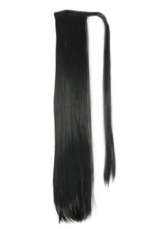 Perdeschwanz Haarteil - Zopf Haarverlängerung - Zopf Haarteil kaufen