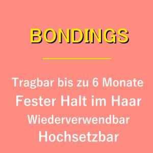Bondings Haarverlängerung Rechnungskauf - Sonderrabatt Jetzt!