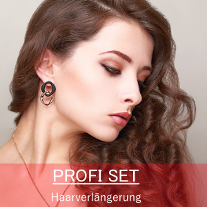 Haarverlängerungs Set
