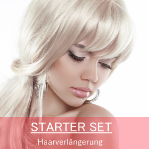 Starter Set Haarverlängerung