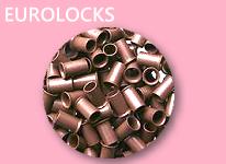 Eurolocks Microringe Haarverlängerung