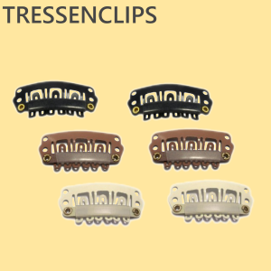 Tressenclips Clips Clip Extensions