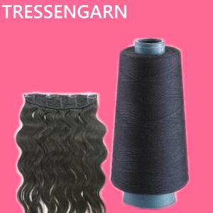 Tressengarn Haarverlängerung Clip In Extensions